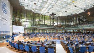 Climate negotiations in Bonn Photo: UNFCCC